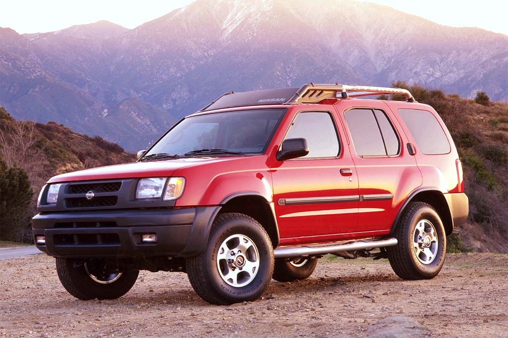 2000 04 nissan xterra consumer guide auto. Black Bedroom Furniture Sets. Home Design Ideas