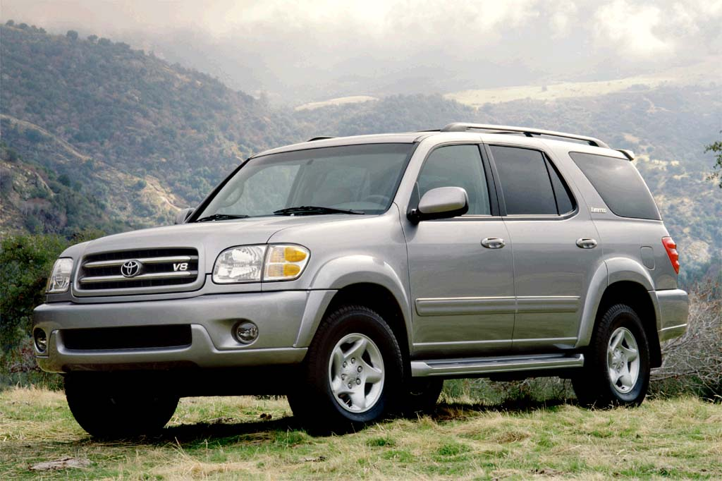2002 toyota sequoia autos post. Black Bedroom Furniture Sets. Home Design Ideas