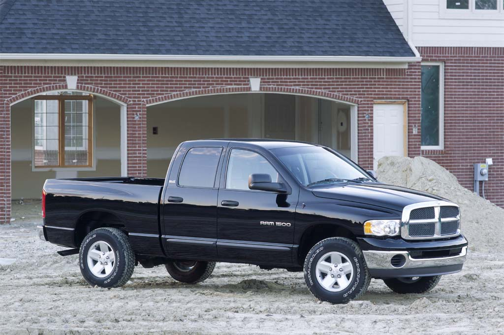 2002 05 dodge ram 1500 pickup consumer guide auto. Black Bedroom Furniture Sets. Home Design Ideas