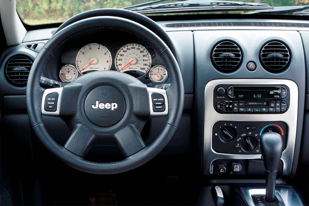 2002 07 Jeep Liberty Consumer Guide Auto