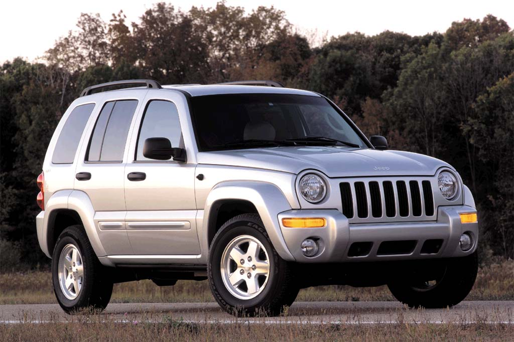2003 jeep liberty sport towing capacity