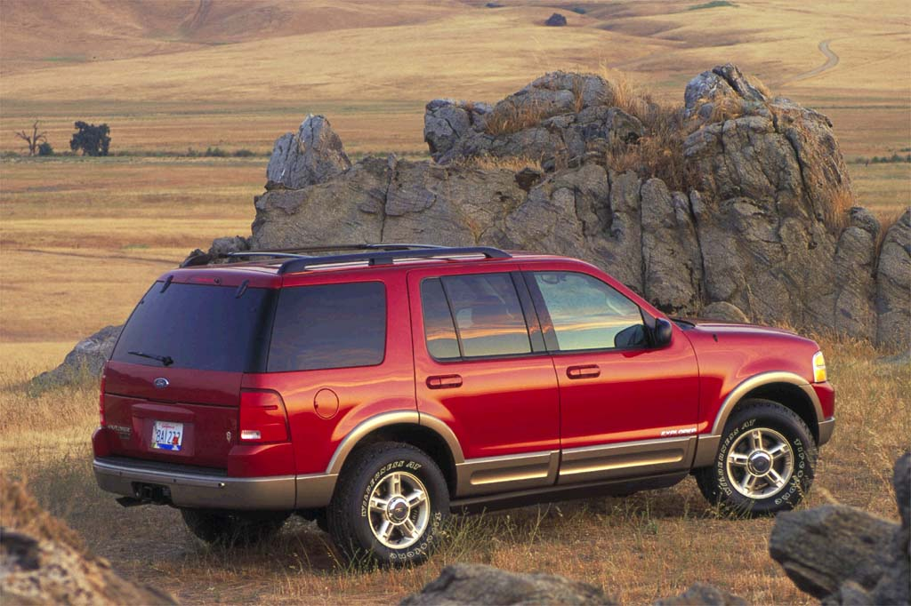 Certified Pre Owned Ford >> 2002-05 Ford Explorer | Consumer Guide Auto