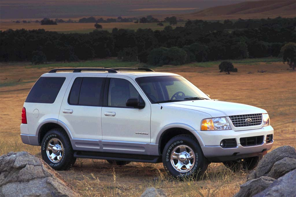 2002 05 ford explorer consumer guide auto. Black Bedroom Furniture Sets. Home Design Ideas