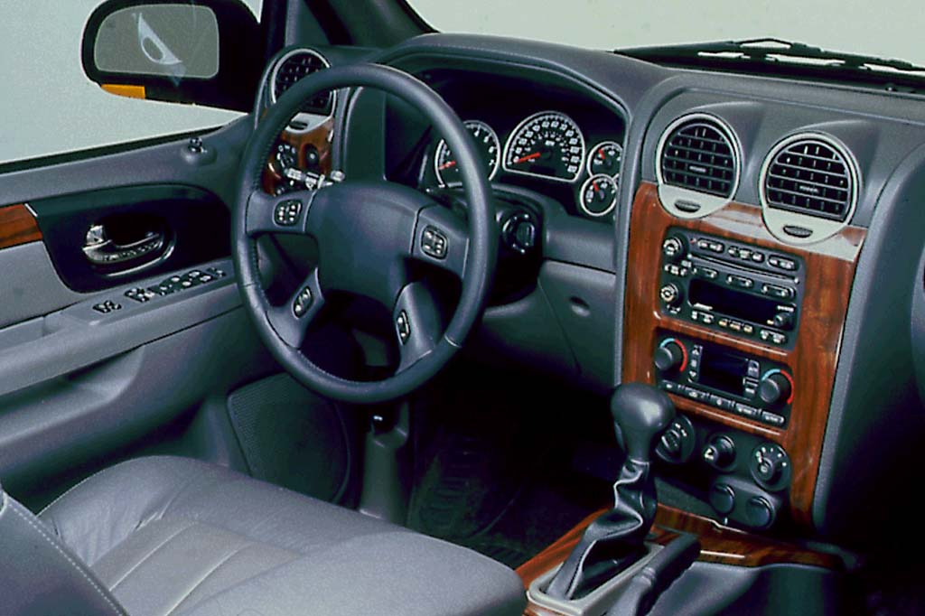 2002 09 gmc envoy consumer guide auto. Black Bedroom Furniture Sets. Home Design Ideas