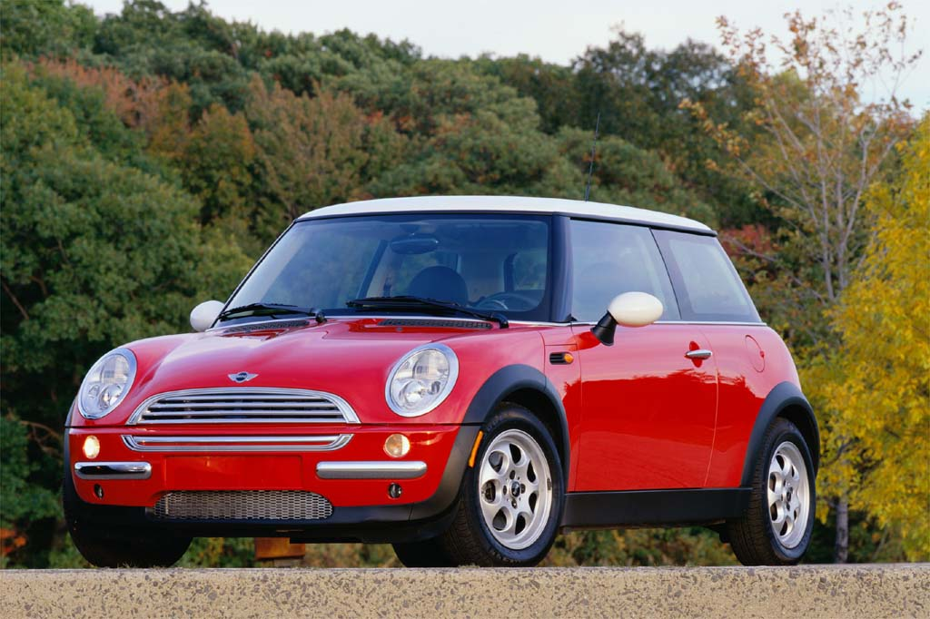 Used Mini Coopers >> 2002-06 MINI Cooper | Consumer Guide Auto