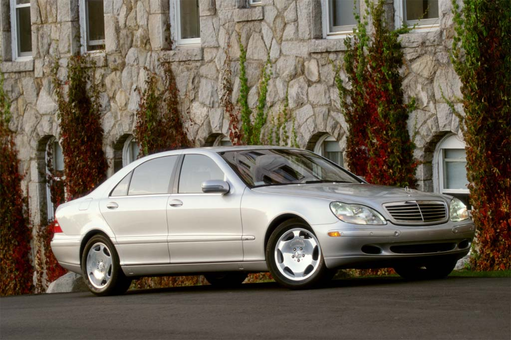 2000 06 mercedes benz s class consumer guide auto. Black Bedroom Furniture Sets. Home Design Ideas