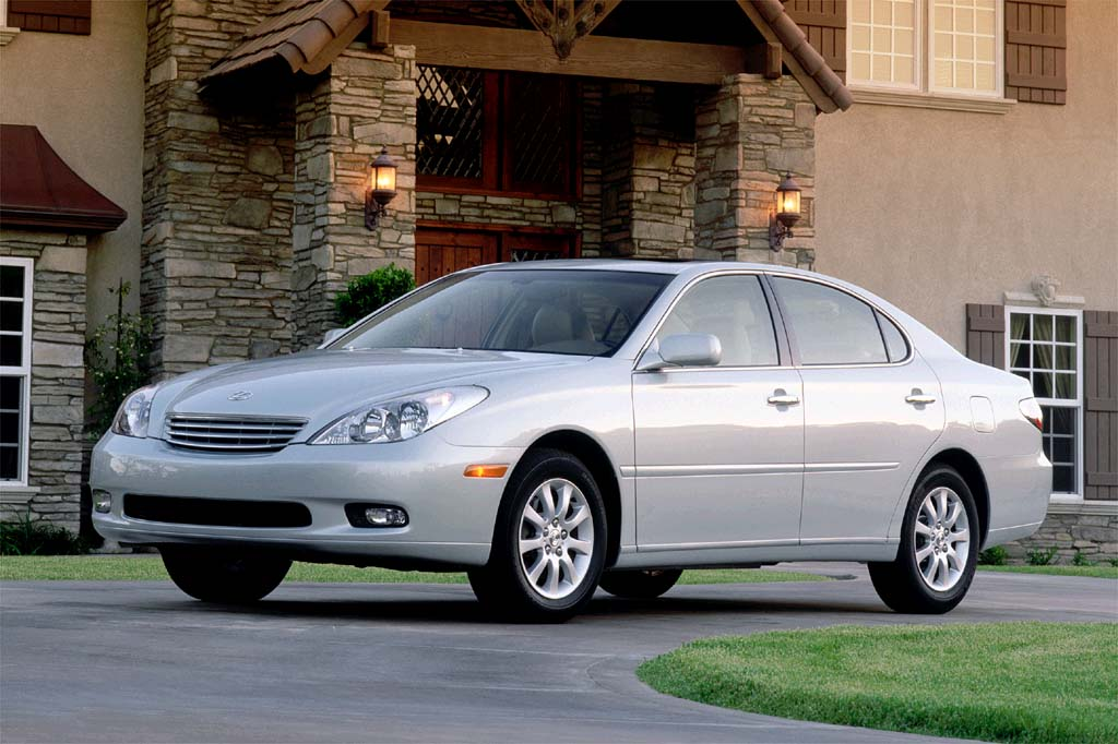 2002 06 lexus es 300 es 330 consumer guide auto. Black Bedroom Furniture Sets. Home Design Ideas