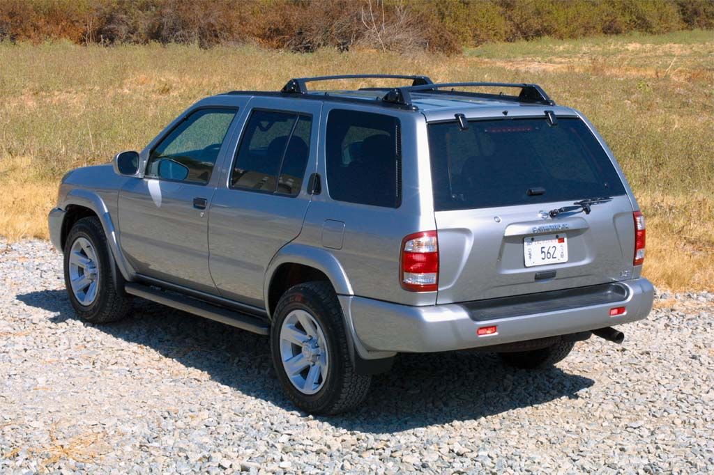 2001 04 Nissan Pathfinder Consumer Guide Auto