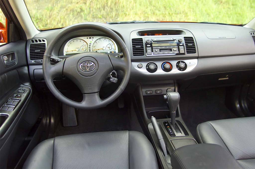 2002 06 toyota camry consumer guide auto. Black Bedroom Furniture Sets. Home Design Ideas