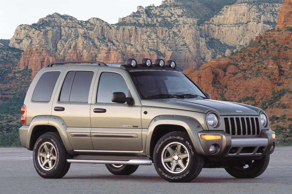 200207 Jeep Liberty Consumer Guide Auto