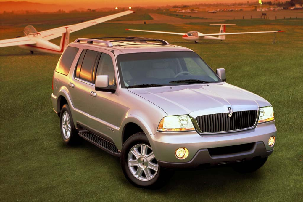 Certified Pre Owned Lexus >> 2003-05 Lincoln Aviator | Consumer Guide Auto