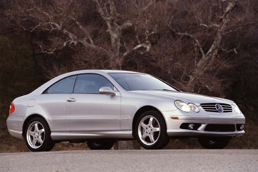 2003 09 mercedes benz clk consumer guide auto for Mercedes benz clk 500