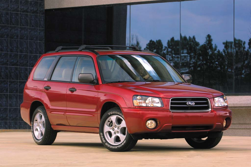 2003 08 subaru forester consumer guide auto rh consumerguide com 2003 subaru forester 2.5x owners manual subaru forester 2003 workshop manual