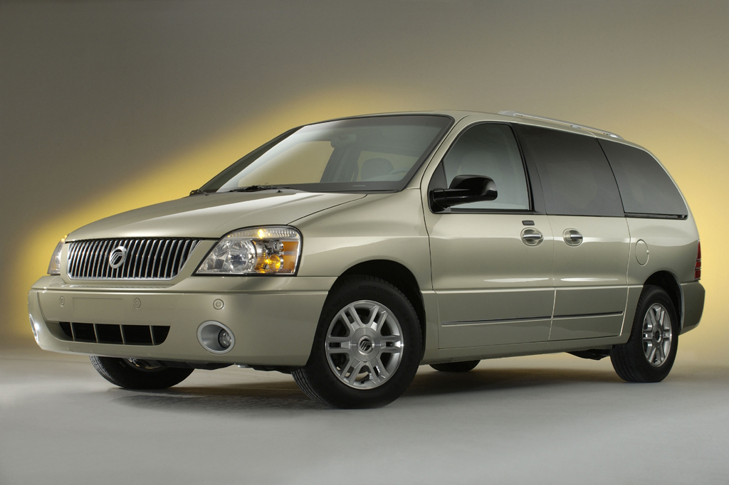 Best Extended Car Warranty >> 2004-07 Mercury Monterey | Consumer Guide Auto