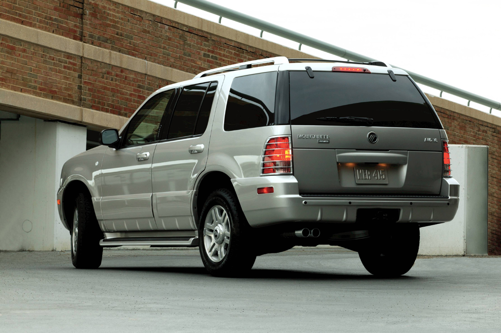 Used Ford Explorer >> 2002-05 Mercury Mountaineer | Consumer Guide Auto