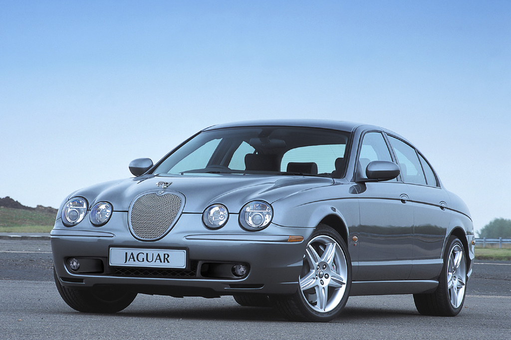 2006 jaguar s type problems