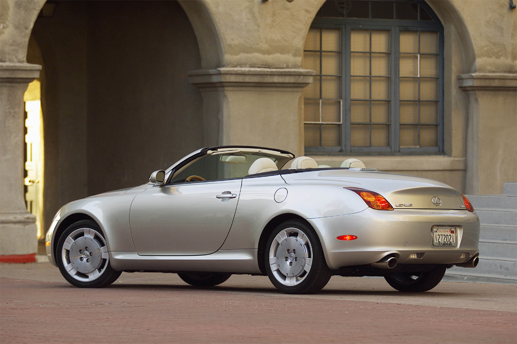 Toyota Certified Pre-Owned >> 2002-10 Lexus SC 430   Consumer Guide Auto