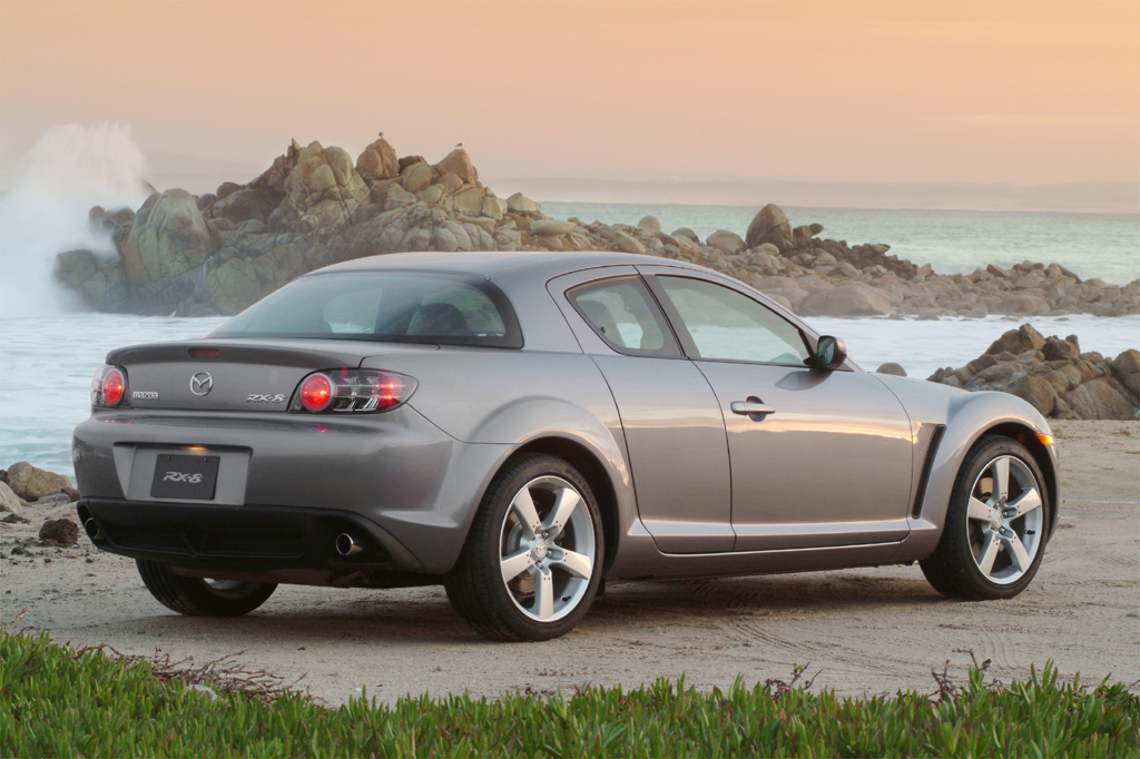 Four Door Sports Cars >> 2004-11 Mazda RX-8 | Consumer Guide Auto