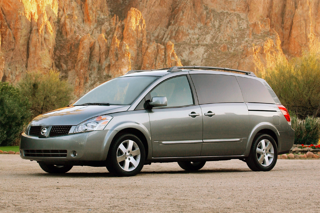 Best Used Minivan >> 2004-09 Nissan Quest | Consumer Guide Auto