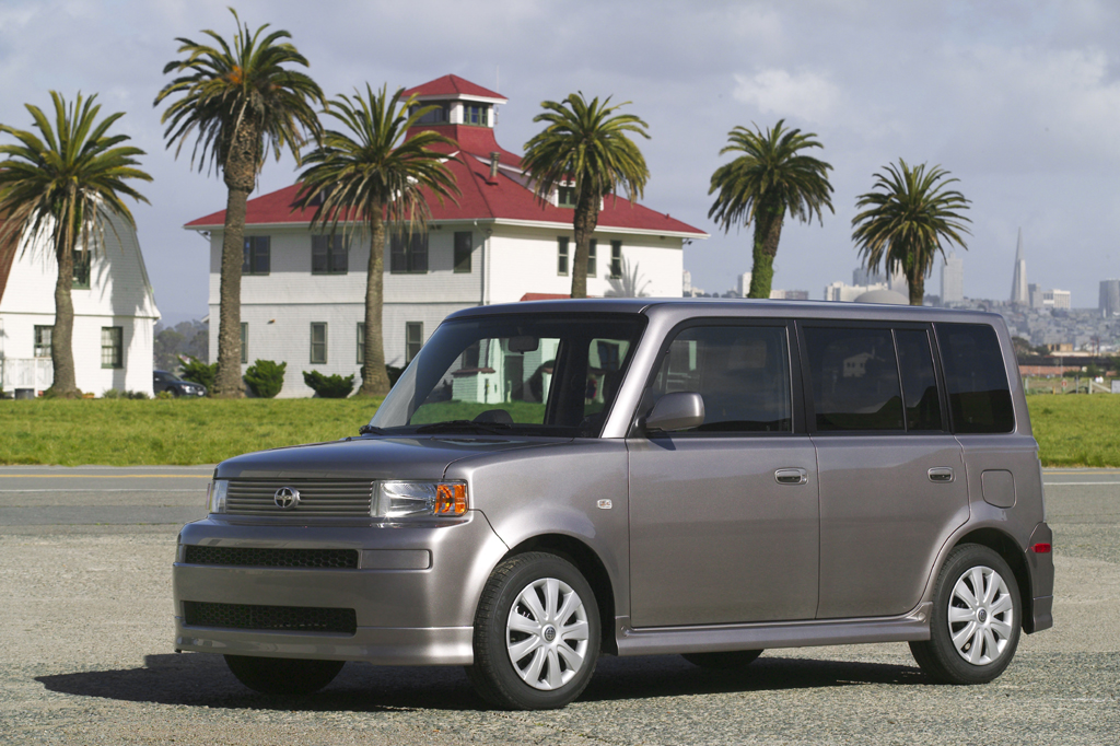 Toyota Certified Pre-Owned >> 2004-06 Scion xB | Consumer Guide Auto