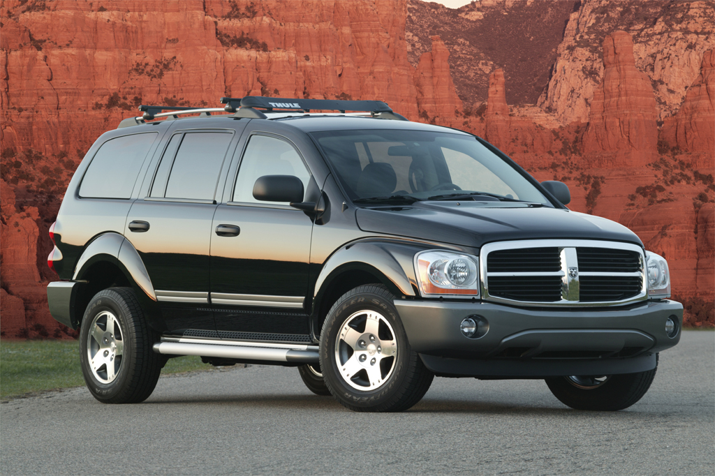 2004 09 dodge durango consumer guide auto. Black Bedroom Furniture Sets. Home Design Ideas