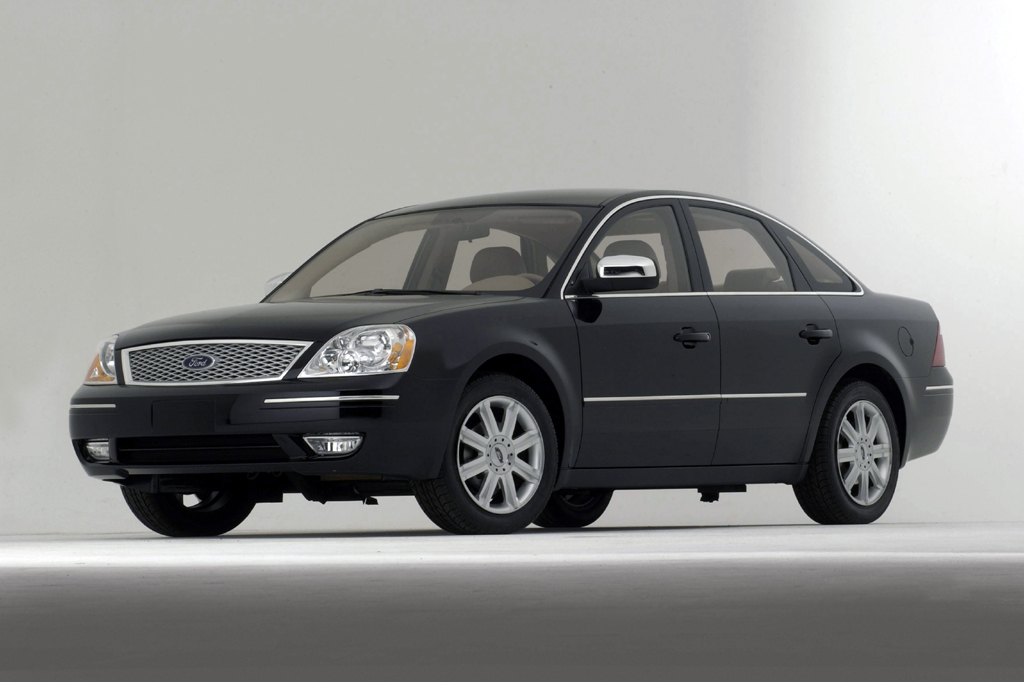 2005 07 ford five hundred consumer guide auto. Black Bedroom Furniture Sets. Home Design Ideas