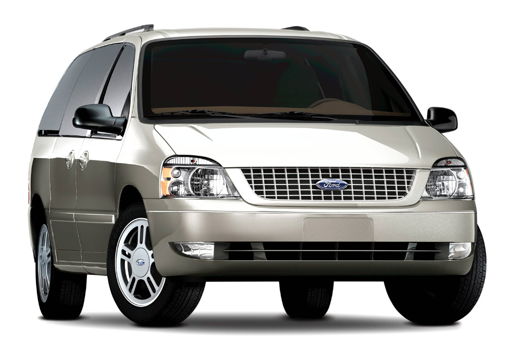 2004 07 Ford Freestar Consumer Guide Auto