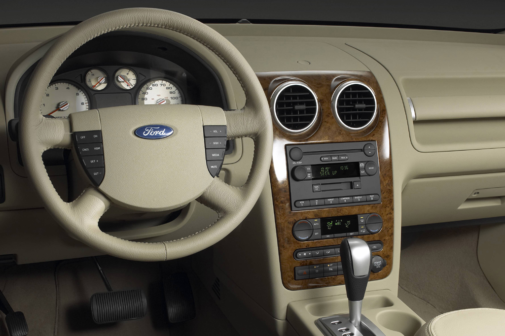 2005 07 Ford Freestyle Consumer Guide Auto