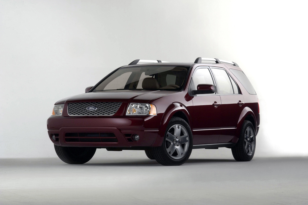 Ford Extended Warranty >> 2005-07 Ford Freestyle | Consumer Guide Auto
