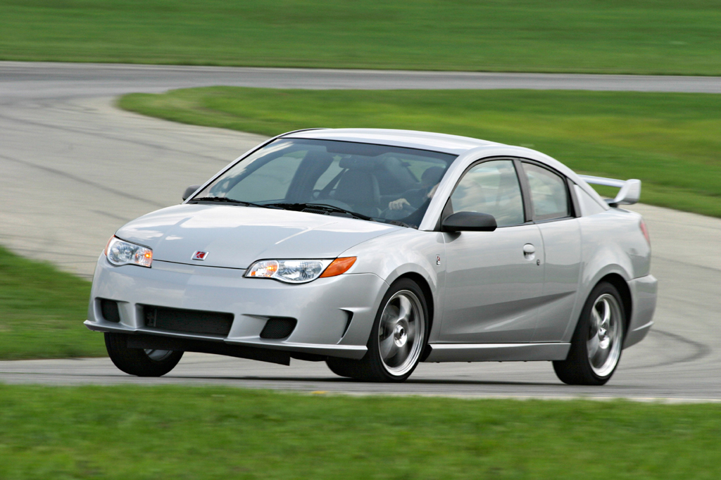 2003 07 Saturn Ion Consumer Guide Auto