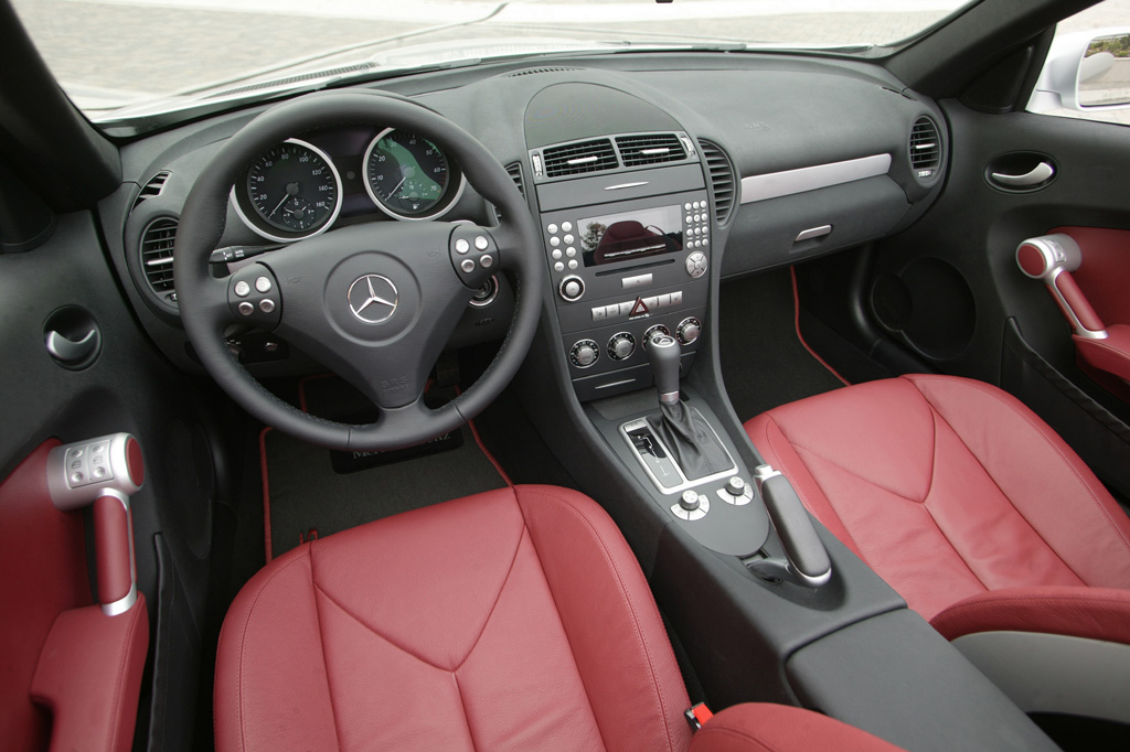 2005 11 mercedes benz slk class consumer guide auto. Black Bedroom Furniture Sets. Home Design Ideas