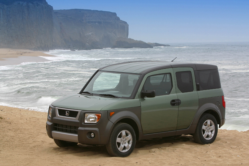 Used Honda Element >> 2003-11 Honda Element | Consumer Guide Auto