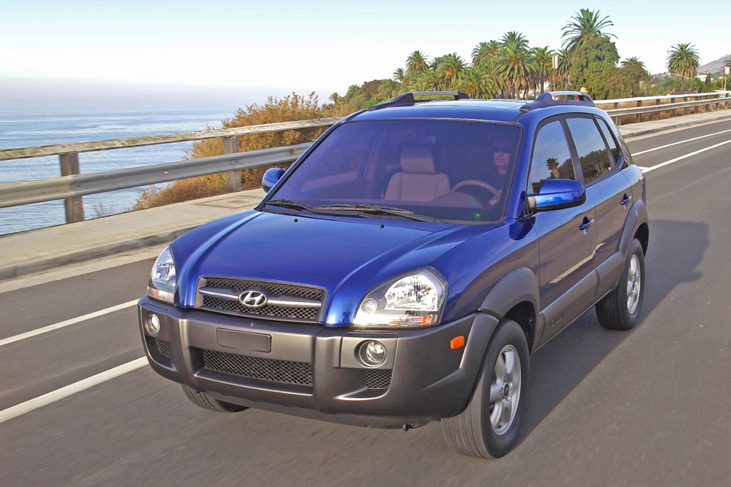 Jeep Certified Pre Owned >> 2005-09 Hyundai Tucson | Consumer Guide Auto
