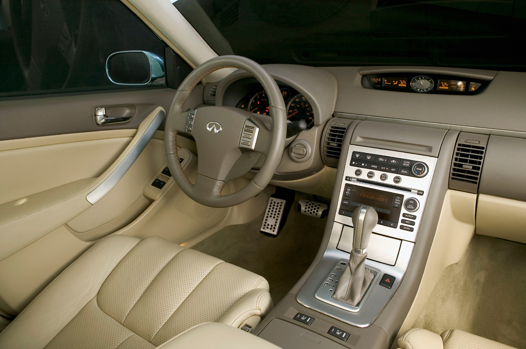 Infiniti G35 Interior Ideas