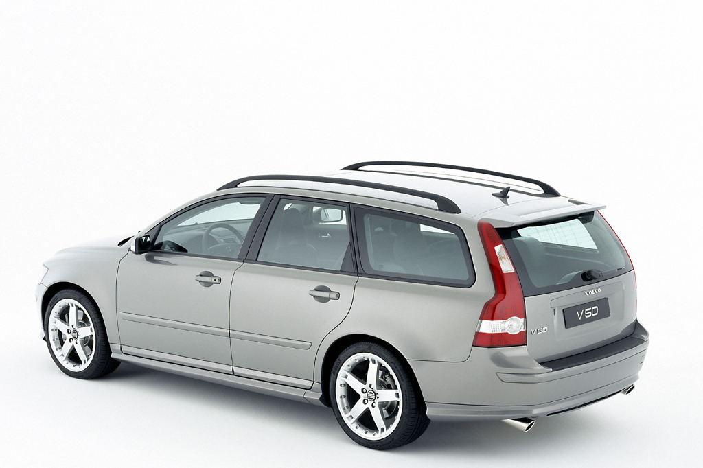 2005 Volvo S40 And V50