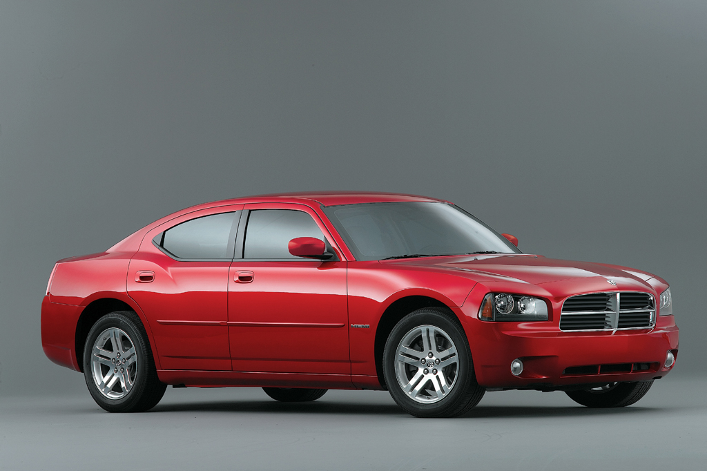 on 2006 Dodge Charger 5 7 Hemi Engine