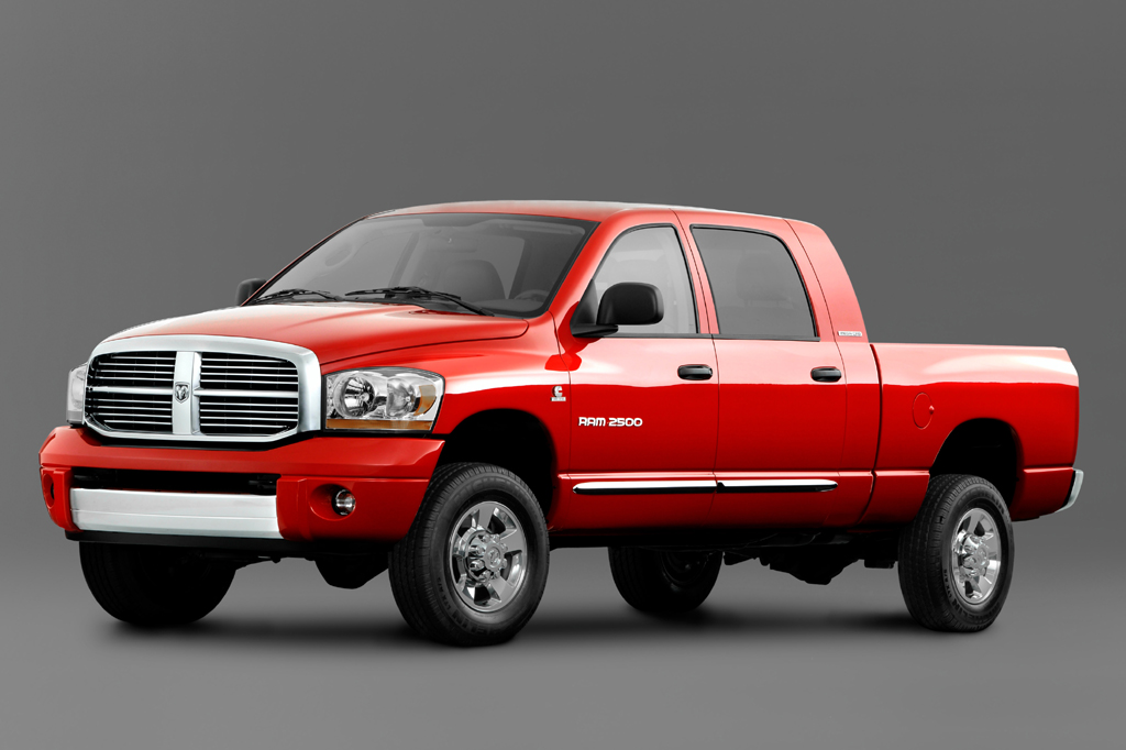2006 08 Dodge Ram 1500 Pickup Consumer Guide Auto