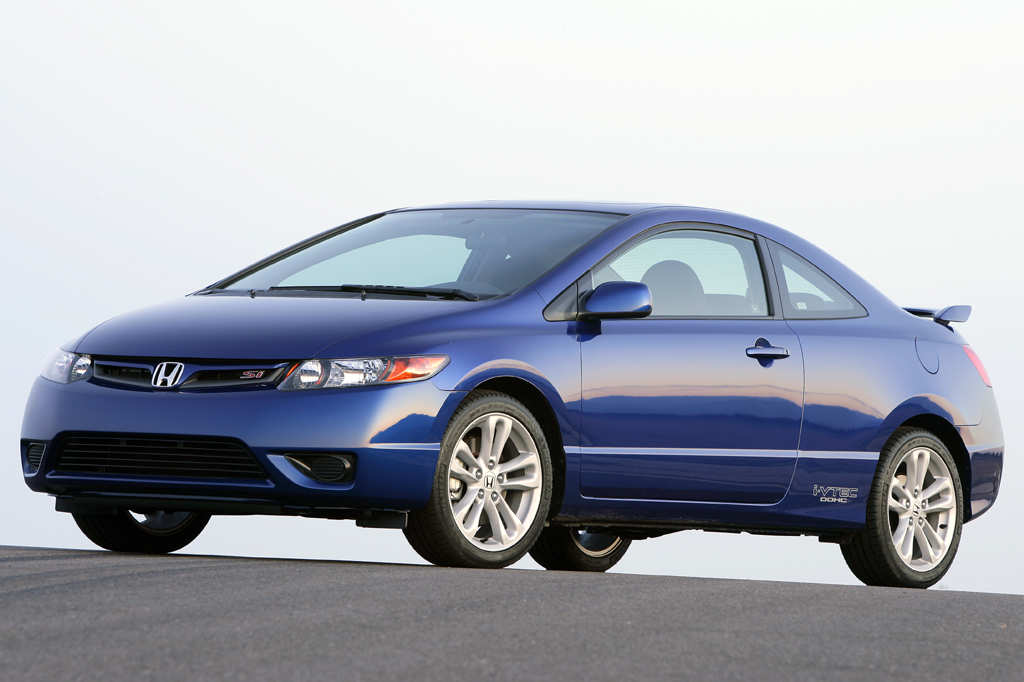 2006-11 Honda Civic | Consumer Guide Auto