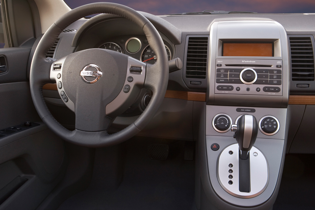 2007 12 nissan sentra consumer guide auto. Black Bedroom Furniture Sets. Home Design Ideas
