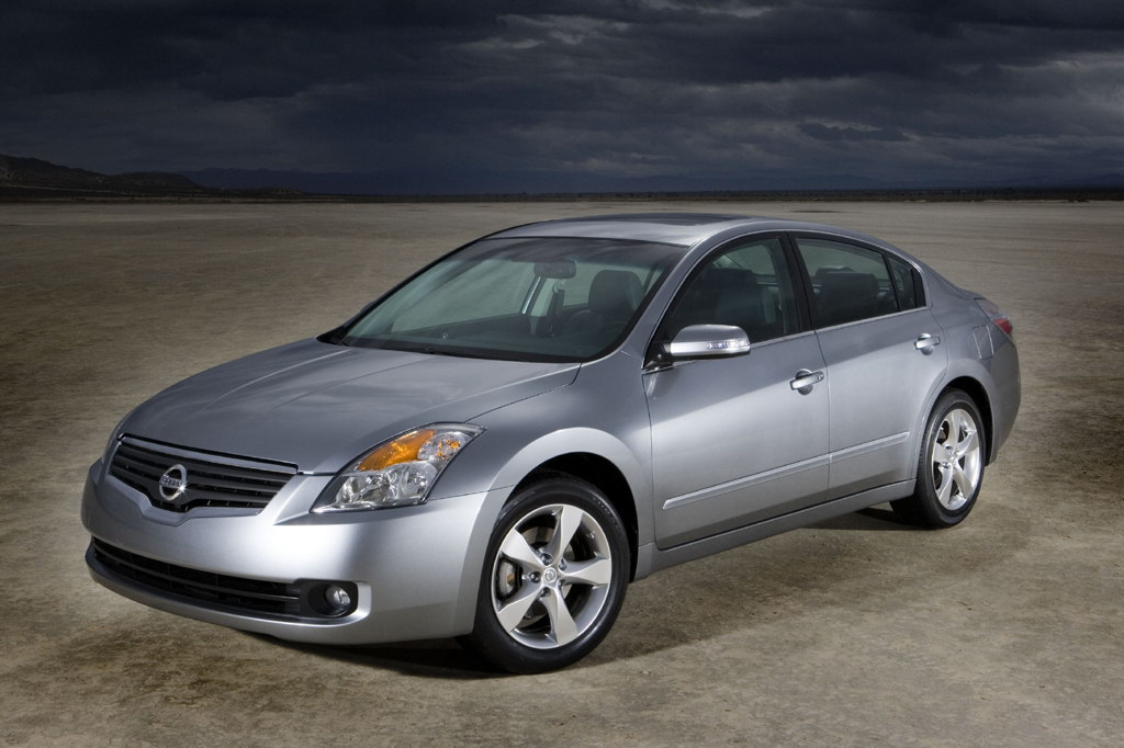 Nissan altima 2007-2012 service manual: removal and installation.