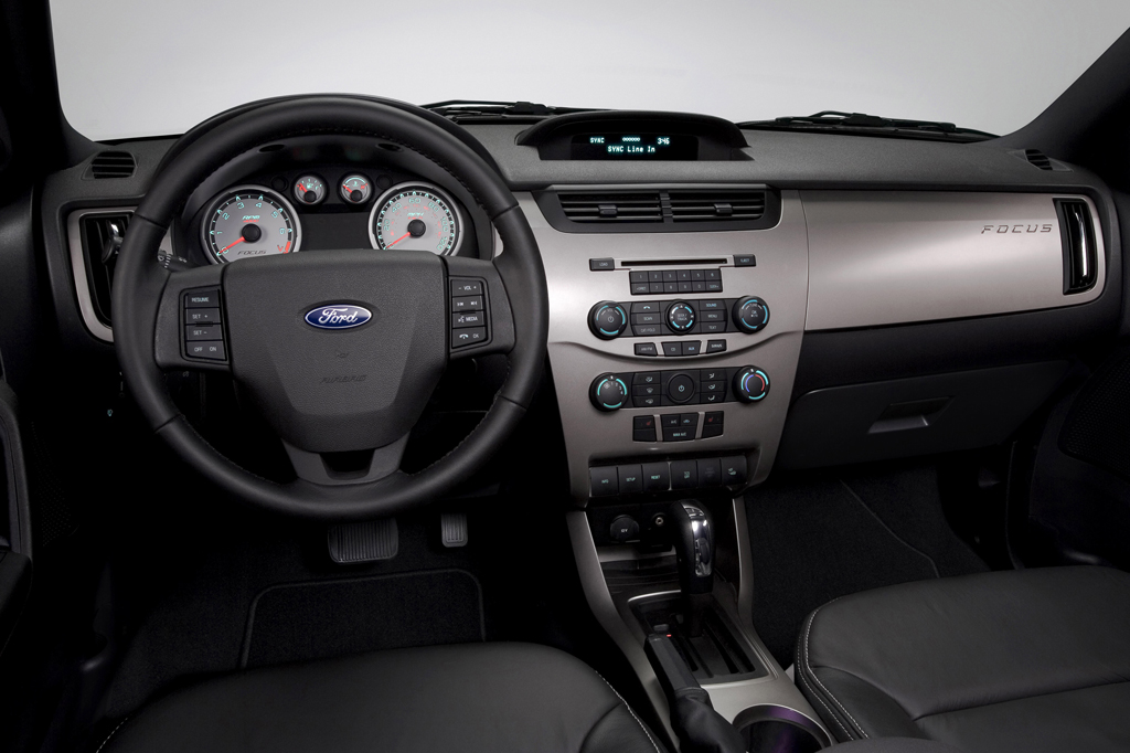 2008 11 Ford Focus Consumer Guide Auto