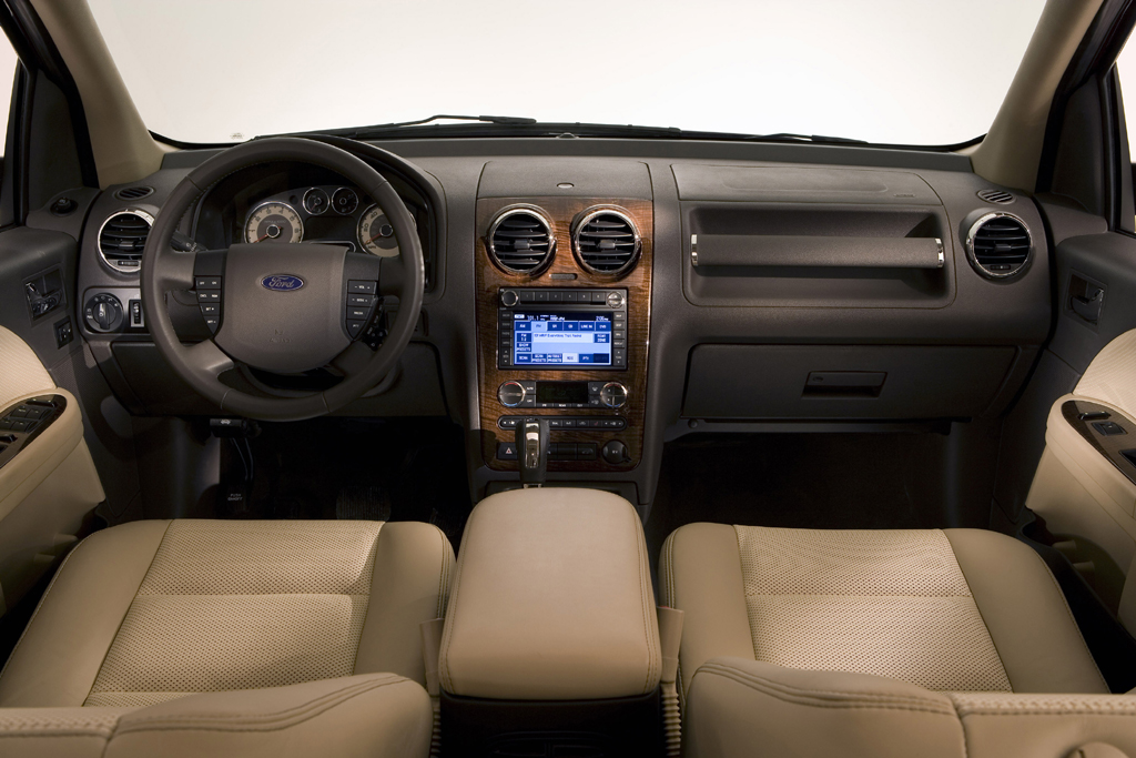 2008 Ford Taurus X Interior