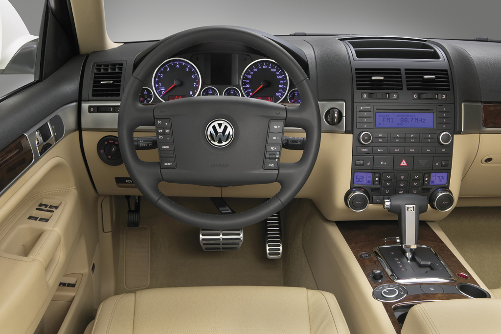 2008 10 volkswagen touareg 2 consumer guide auto. Black Bedroom Furniture Sets. Home Design Ideas