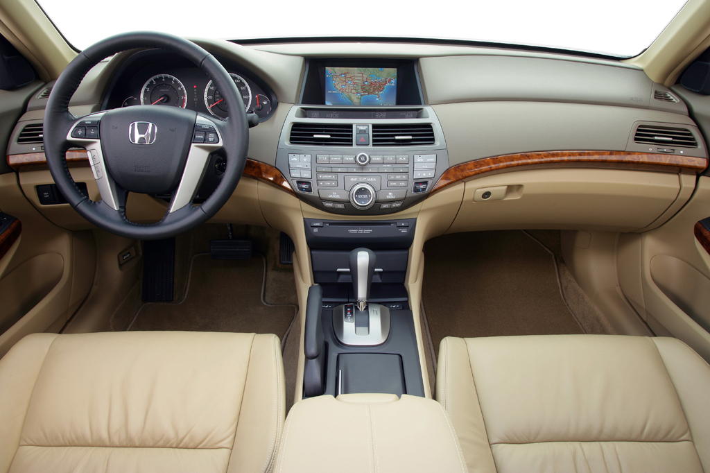 2008-12 Honda Accord | Consumer Guide Auto