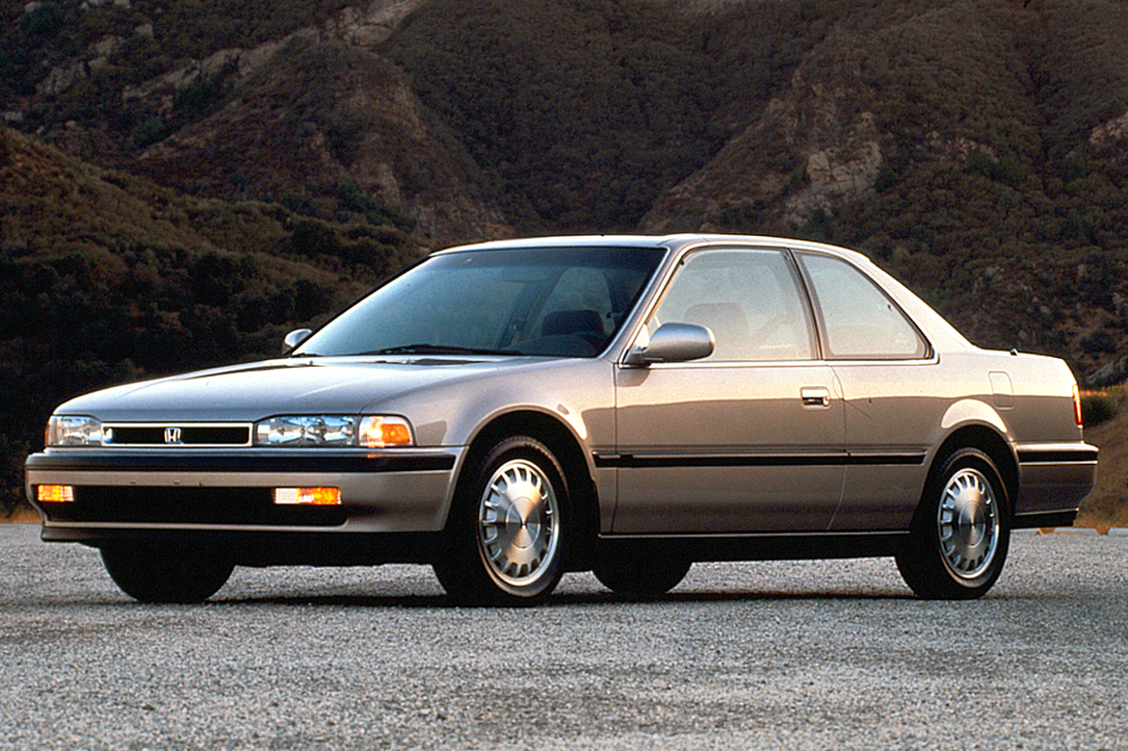 Honda Accord 2014 Coupe V6 >> 1990-93 Honda Accord | Consumer Guide Auto