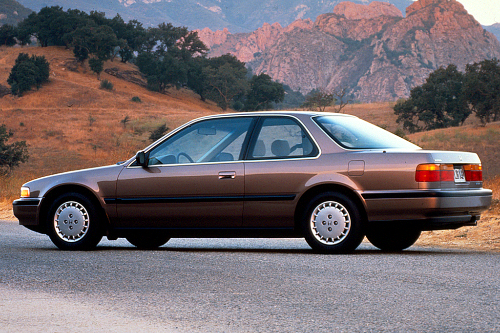 1990 honda accord ex specs