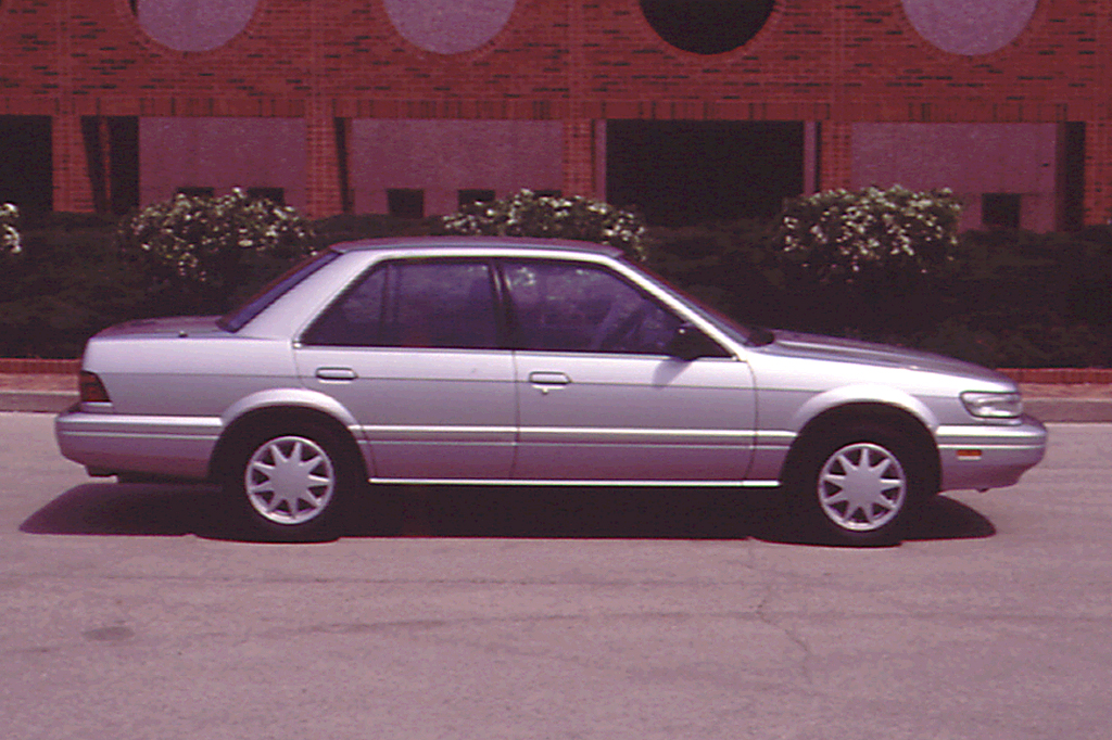Toyota Certified Pre Owned >> 1990-92 Nissan Stanza | Consumer Guide Auto