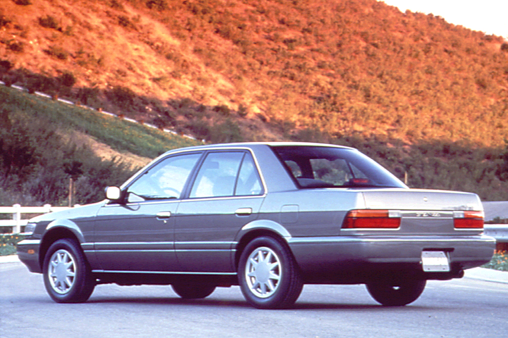 Nissan Certified Pre Owned >> 1990-92 Nissan Stanza | Consumer Guide Auto