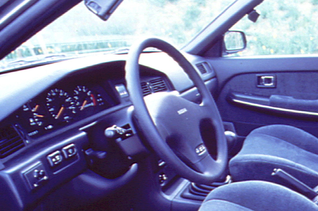 Hyundai Certified Pre-Owned >> 1990-92 Nissan Stanza | Consumer Guide Auto