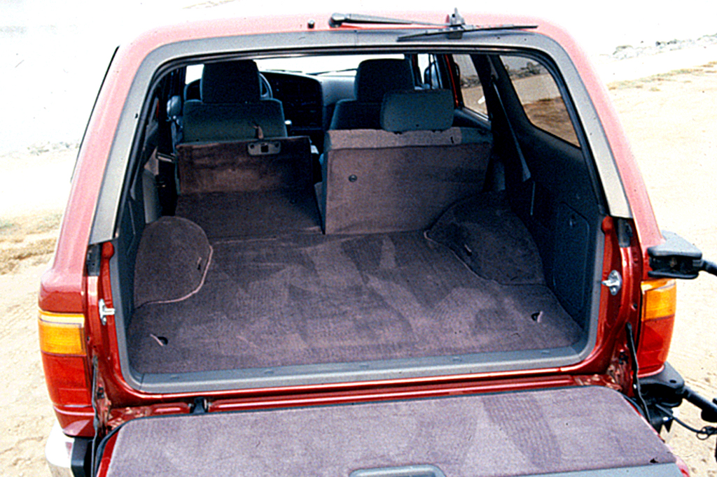 1990 95 toyota 4runner consumer guide auto. Black Bedroom Furniture Sets. Home Design Ideas